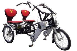 Duo-fiets